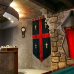 The Maltese Castle sauna club